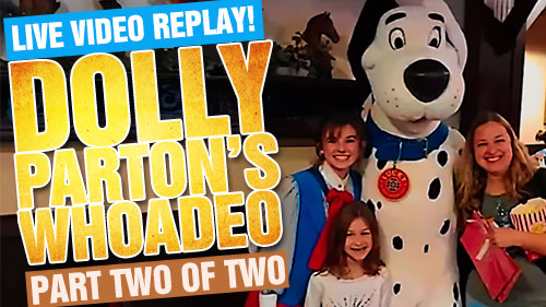 Dolly Parton's Whoadeo Part 2 Youtube Thumbnail small