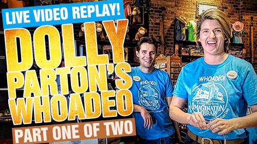 Dolly Parton's Whoadeo Youtube Thumbnail small