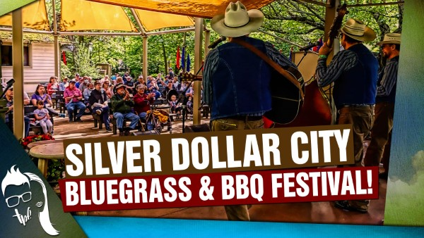 Silver Dollar City's Bluegrass and BBQ Festival